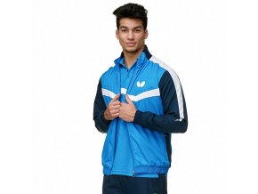 suit jacket kitao blue front 11