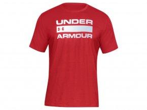 Pánské tričko Under Armour Team Issue Wordmark Short Sleeve