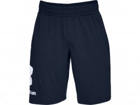 Pánské kraťasy Under Armour SPORTSTYLE COTTON GRAPHIC SHORT