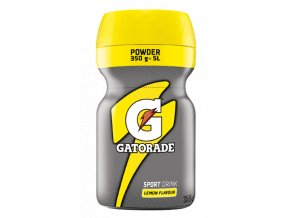 gatorade powder 350 g lemon