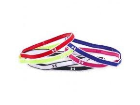 Dámské čelenky UA Mini Headbands (6pk)