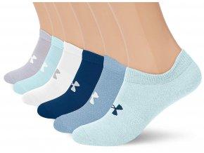 Dámské ponožky Under Armour Essentials NS 6-Pack