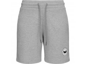 shorts kihon grey front