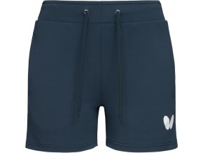 shorts niiza lady navy front