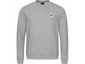 sweater kihon grey front