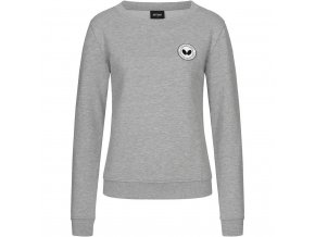 sweater kihon lady grey front