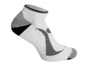 socks sneaker kado white side