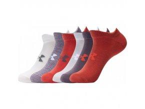under armour essential 6 pack no show socks 1332981 692