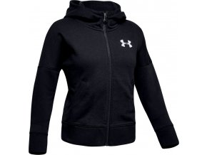 20190619131312 under armour girls rival full zip 1343621 001