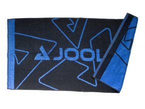 98994 TOWEL JOOLA blk bl 50X100