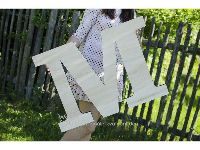 XXL písmeno