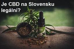 Je CBD na Slovensku legální? Ještě ne, ale v roce 2020 se to změní!