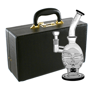 Kufříkové bongy