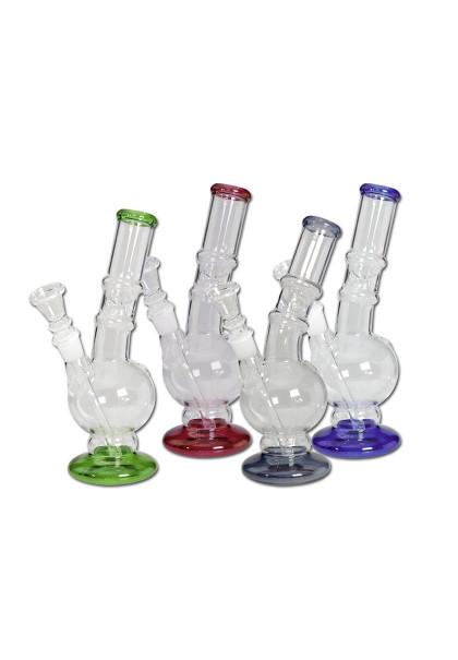 Malé levné skleněné bongy