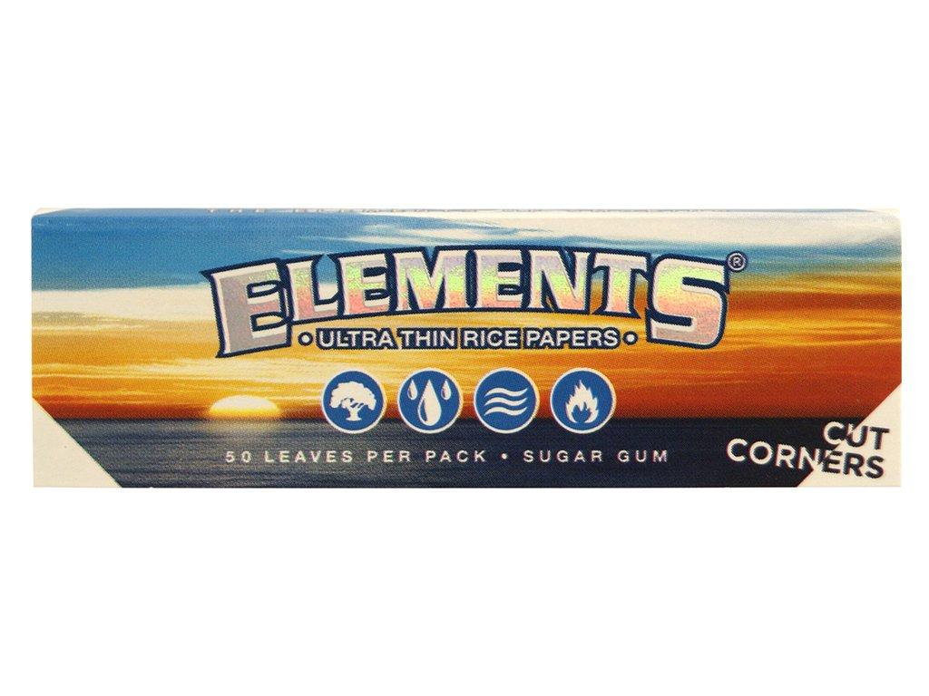 elements papirky krakter cut