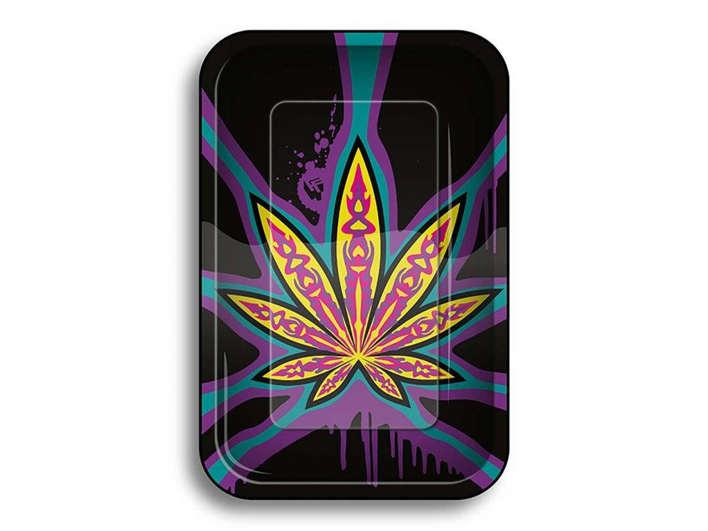 kovovy podklad marihuana