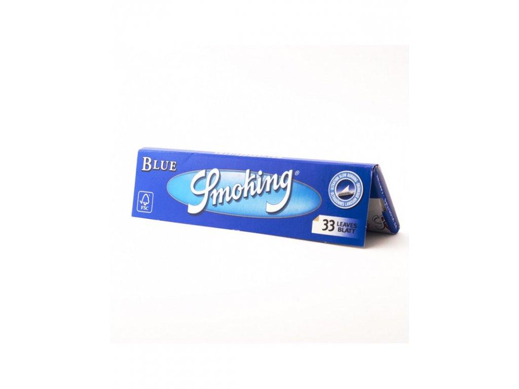 smoking papirky blue