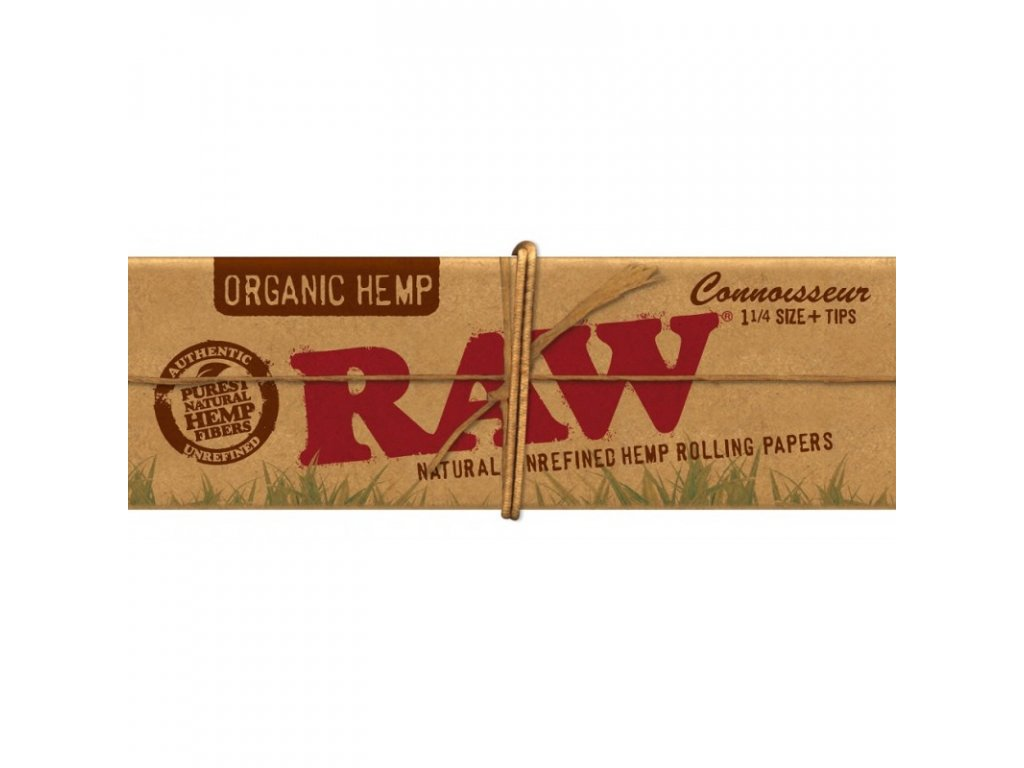 raw organic connoisseur filtry
