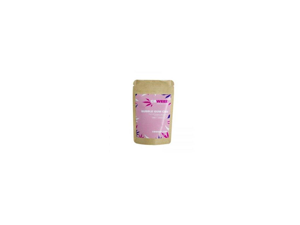 cbweed cbd kvety bubble gum
