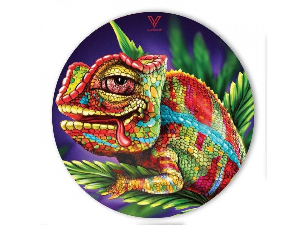 dabovaci podlozka chameleon