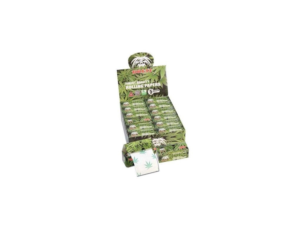 118 cigaretove papirky breit rolls slim 5m
