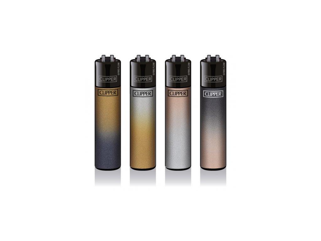 clipper gradient metal