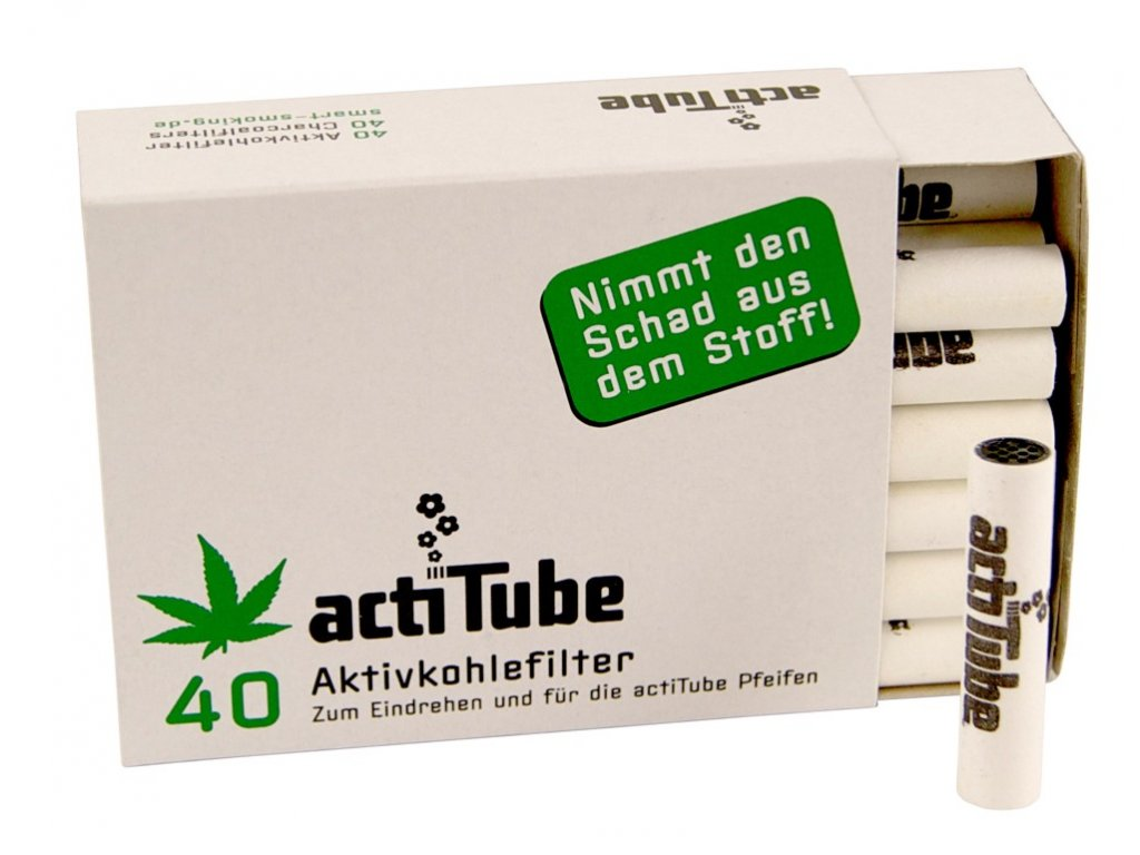 2434 actitube filtry s aktivnim uhlim 40 ks