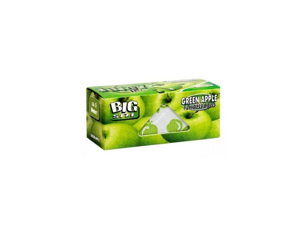 ochucene papirky rolls zelene jablko