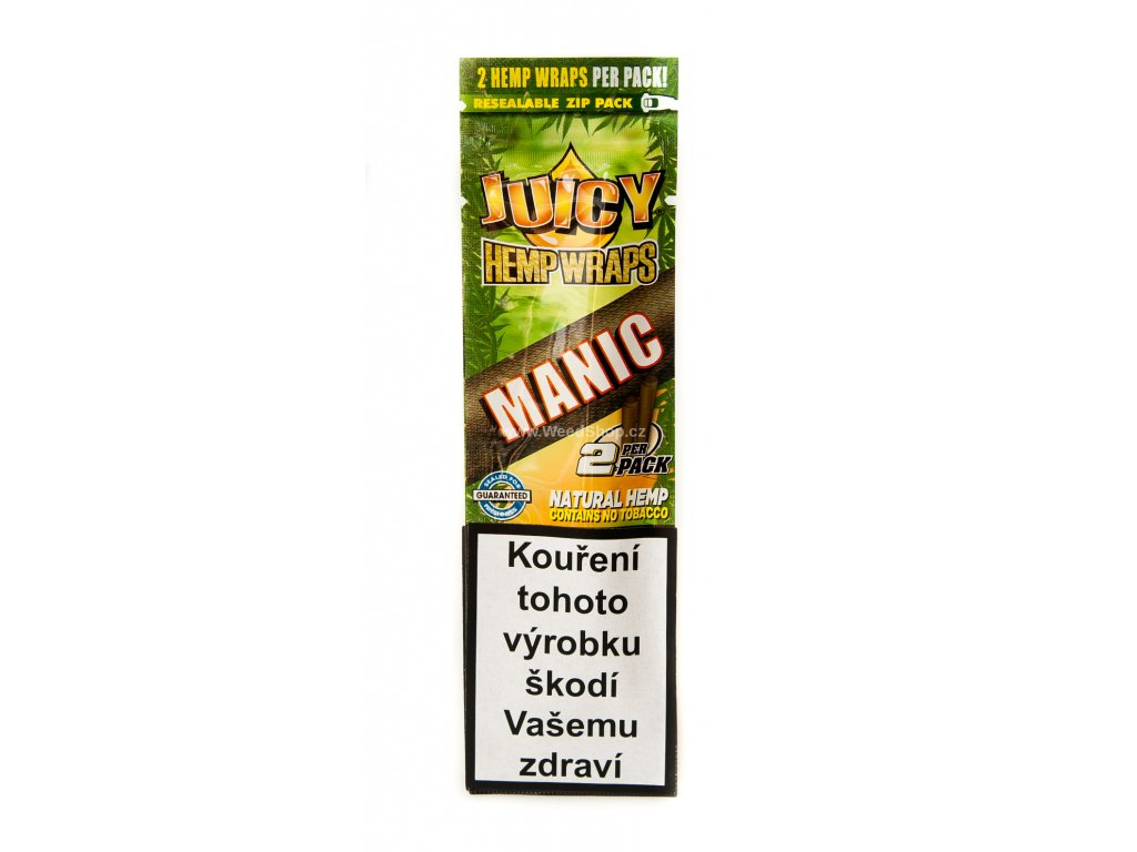 Juicy blunty manic hemp wraps