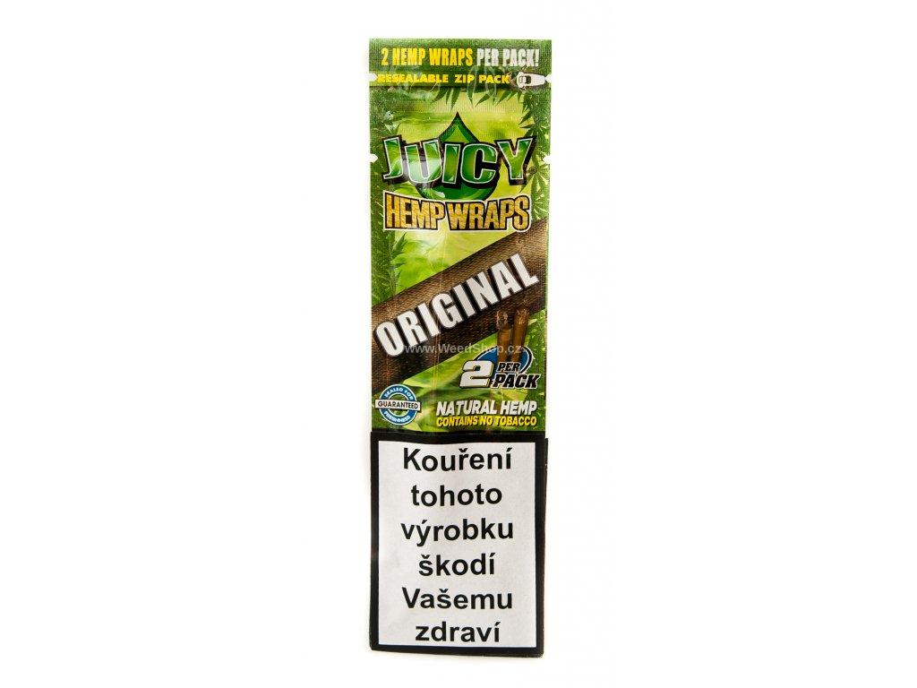 Juicy hemp blunt original