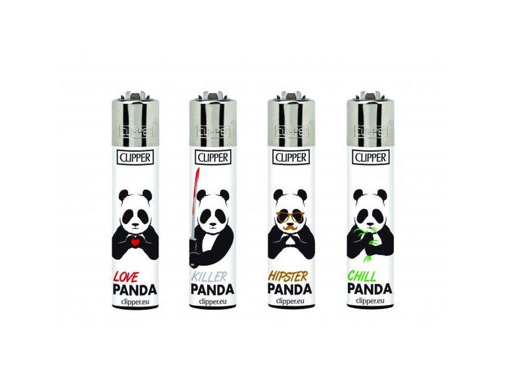 clipper panda