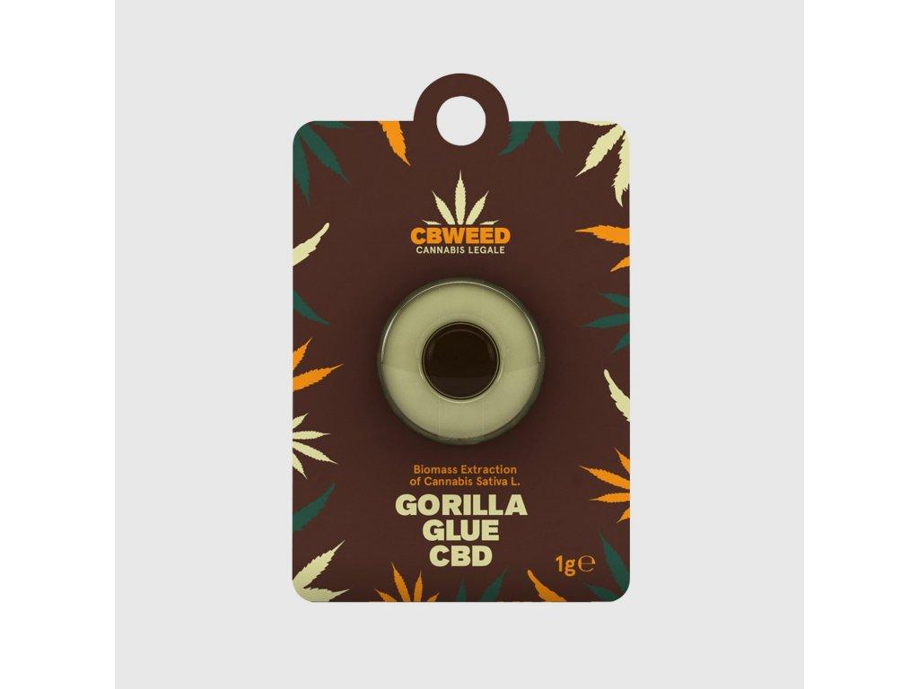 gorilla glue hasis