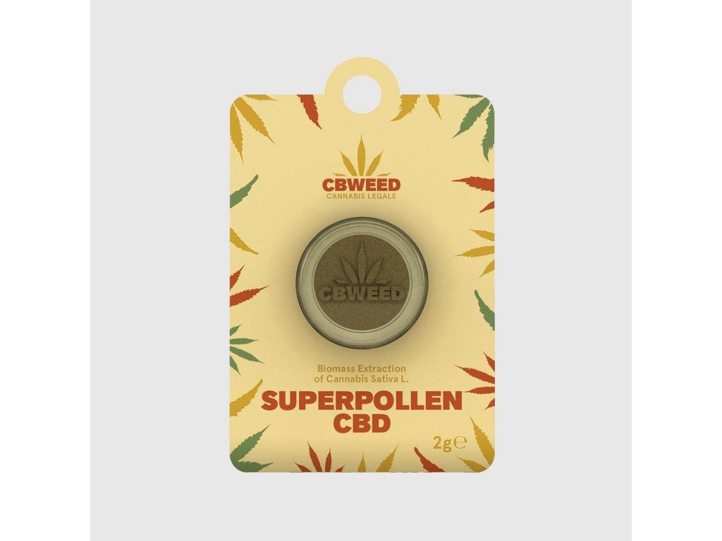 cbweed superpollen hasis