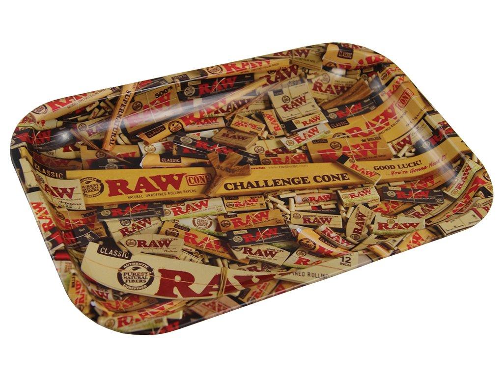 raw tray podklad mix