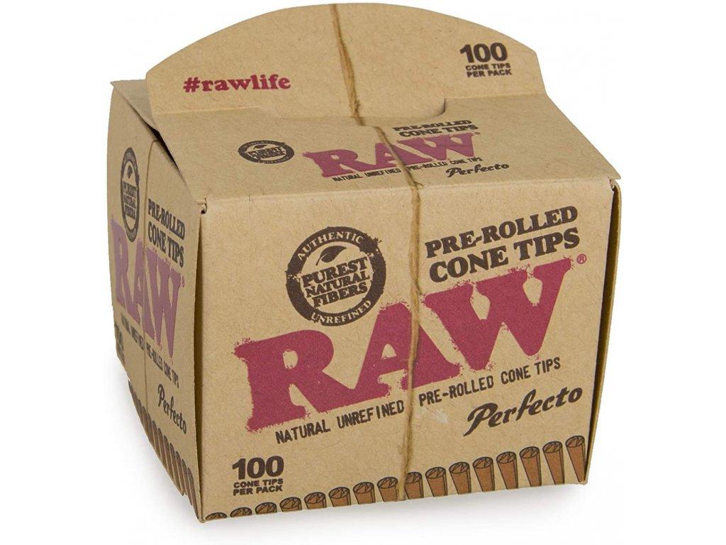 raw perfecto filtry velke baleni