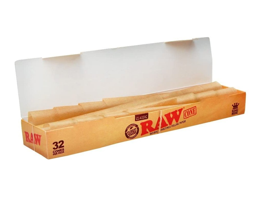raw cone dutinky baleni