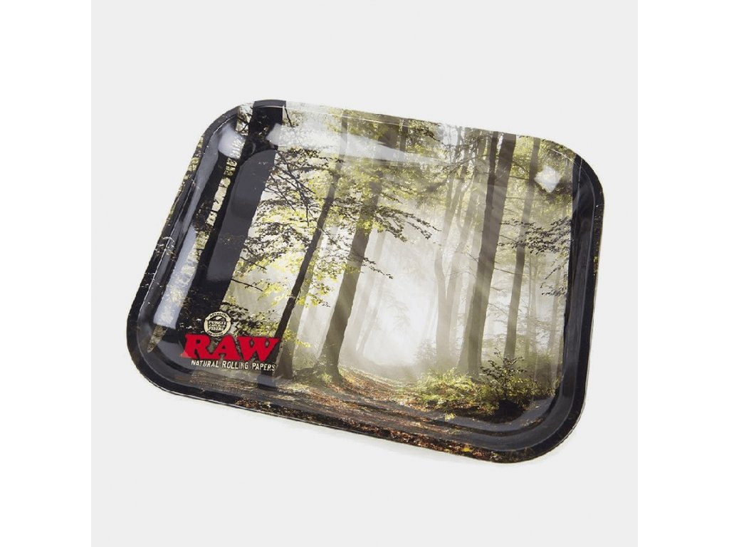 raw tray podklad les forest