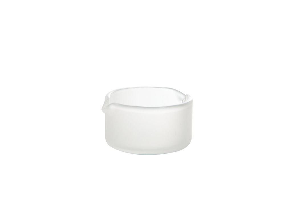 skleneny popelnik