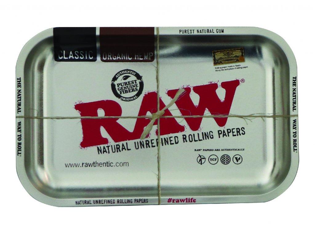 RAW TRAY METALLIC SMALL