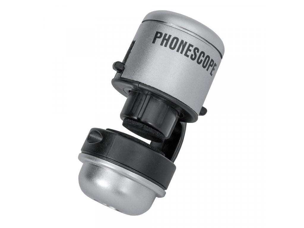 mikroskop na smartphone