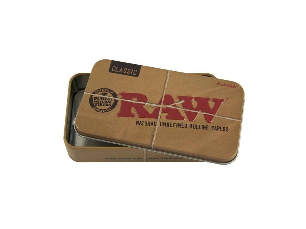 raw metal storage schovka open