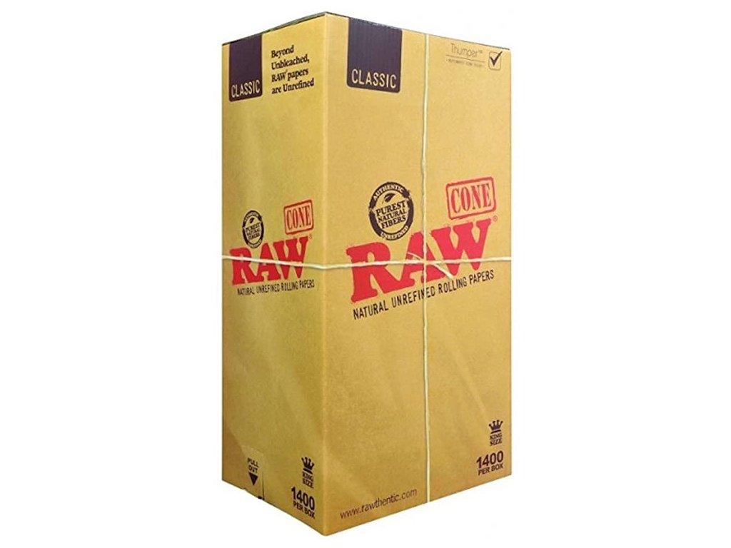 raw cone 1400 dutinky