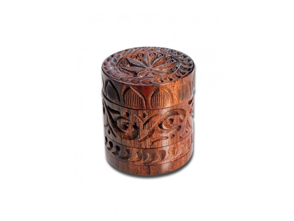 luxusni drevena drticka