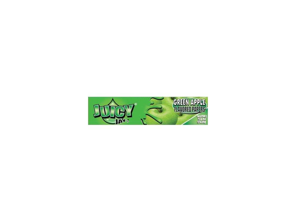 Ochucené papírky Juicy KS Slim (Příchuť Ananas)