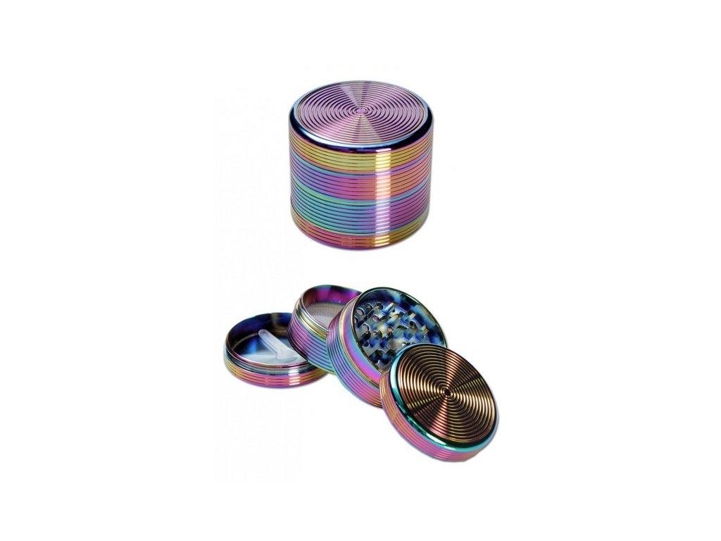 barevna kovova drticka