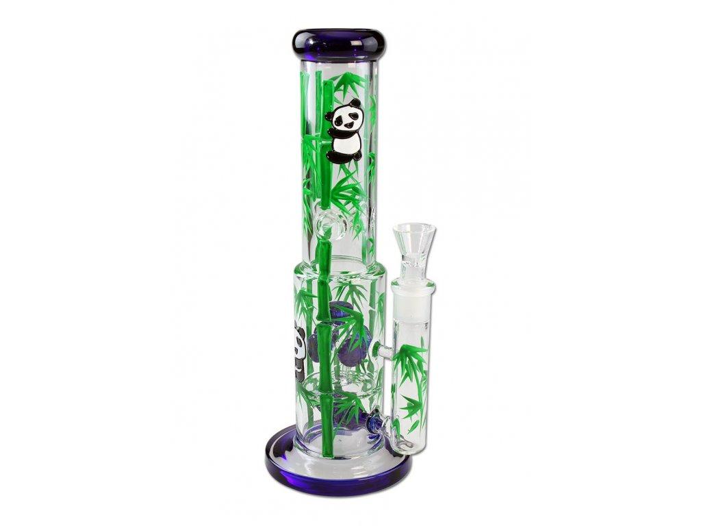 skleneny malovany bong