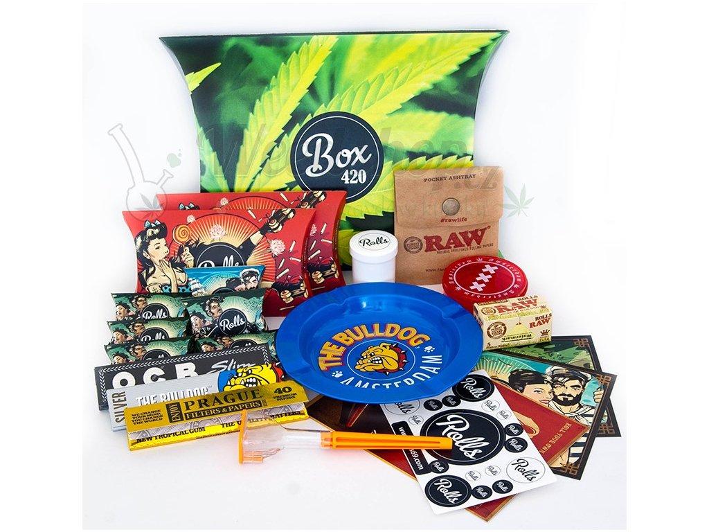 kuracke potreby 420box