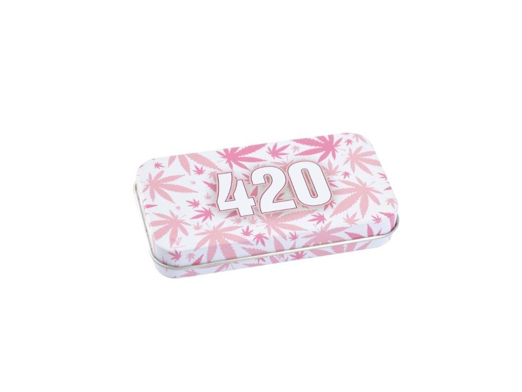 kovova schovka 420 sikmo ruzova