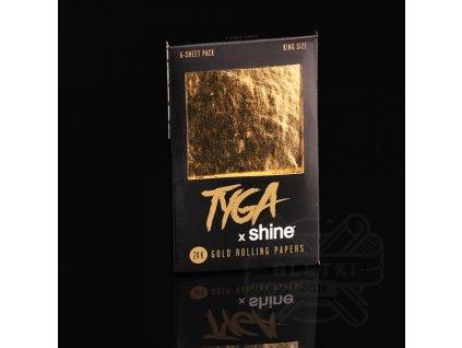 tyga shine zlaty papirek pack