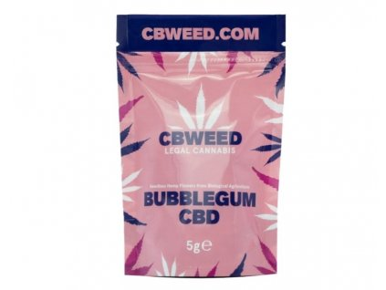 cbweed bubblegum konopi cbd marihuana
